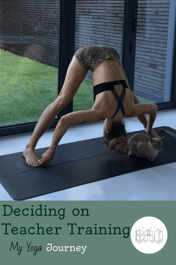 Everyone's yoga journey is different but when I started I had no idea I'd eventually end up doing teacher training and I'm so glad I did, read about it in this post.