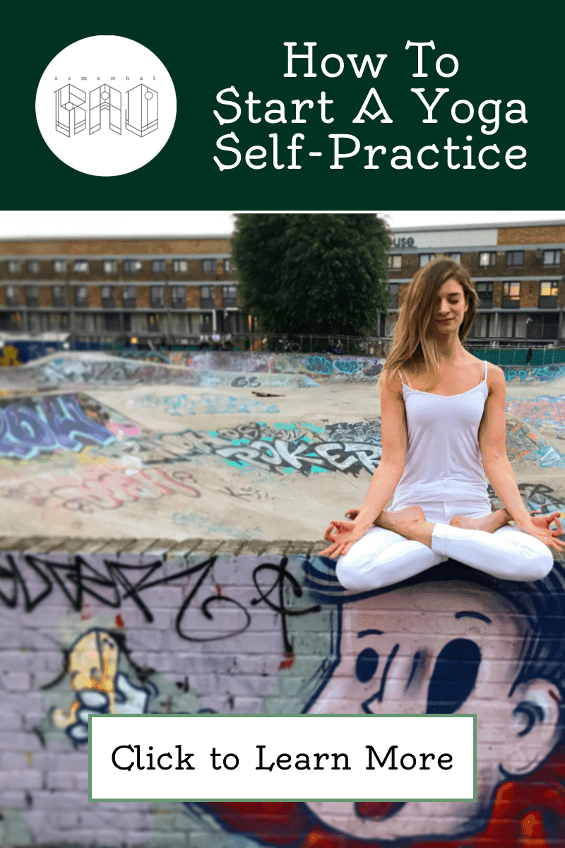 Been wanting to do more yoga but don't have time to go to classes, start a self-practice at home. This post will help you to start your self-practice